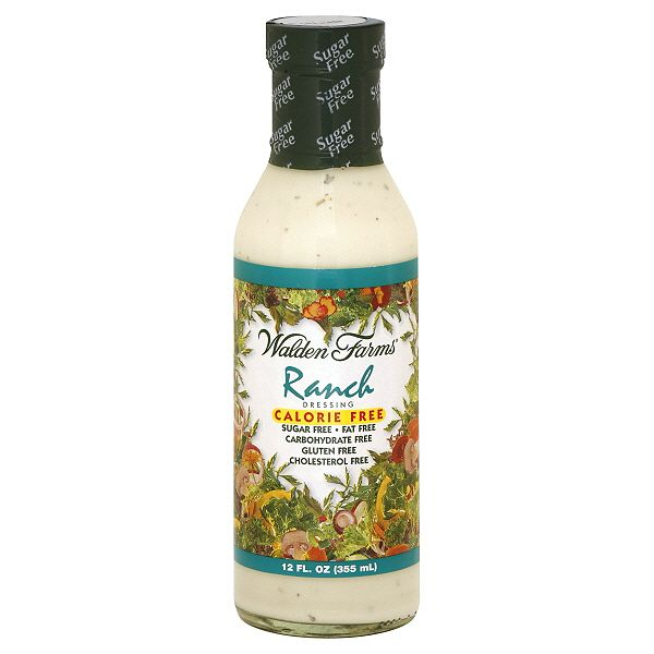 Walden Farms mission is to allow consumers the chance to enjoy all their favorite dressings, spreads, dips, syrups, and condiments, in a guilt-free (and calorie-free) way. To ensure this, all of their products are made to be savored without unhealthy filler ingredients.